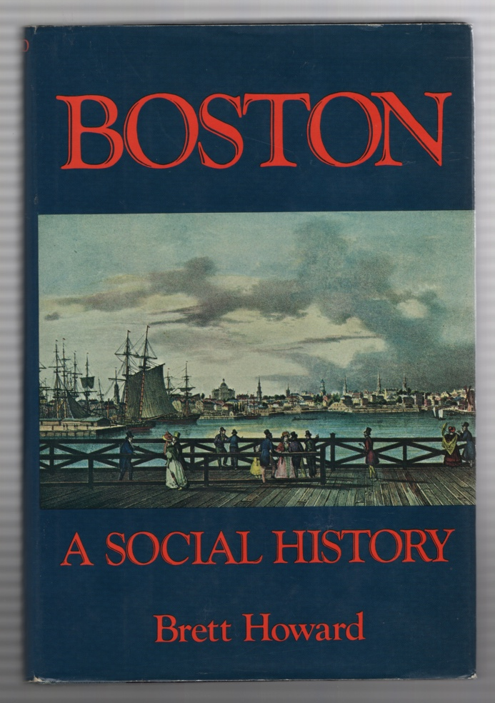 Image for Boston: a Social History
