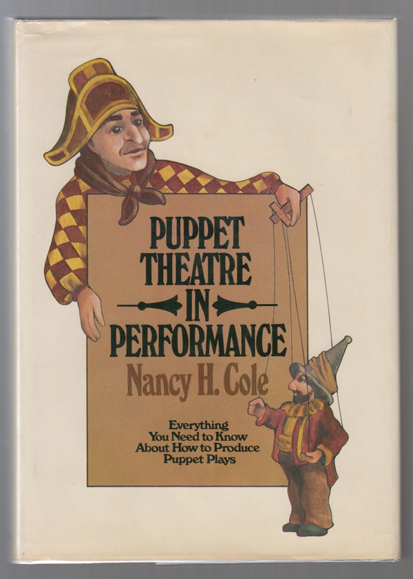 Image for Puppet Theatre in Performance