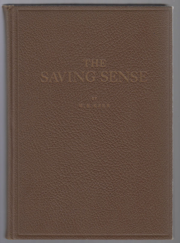Image for The Saving Sense