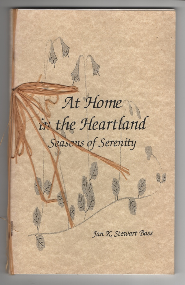 Image for At Home in the Heartland:  Seasons of Serenity