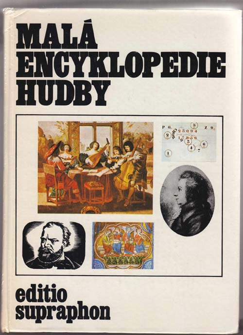 Image for Mal Encyklopedie Hudby
