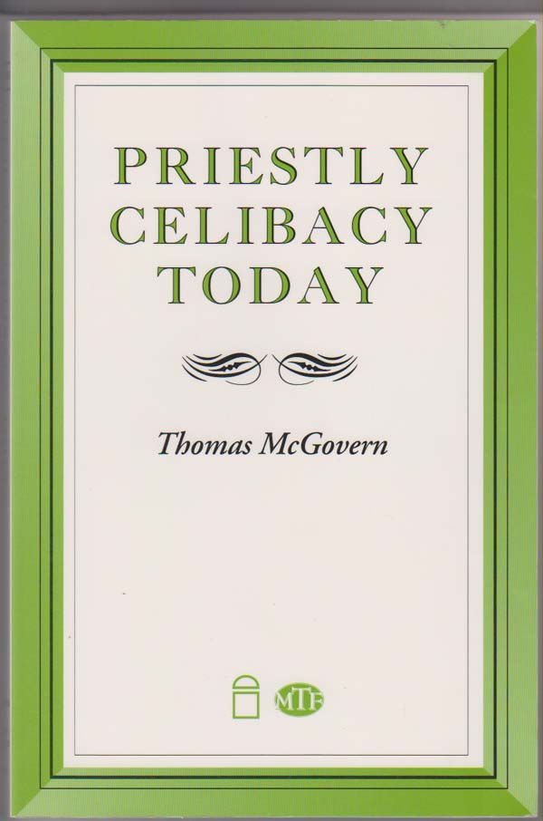 Image for Priestly Celibacy Today
