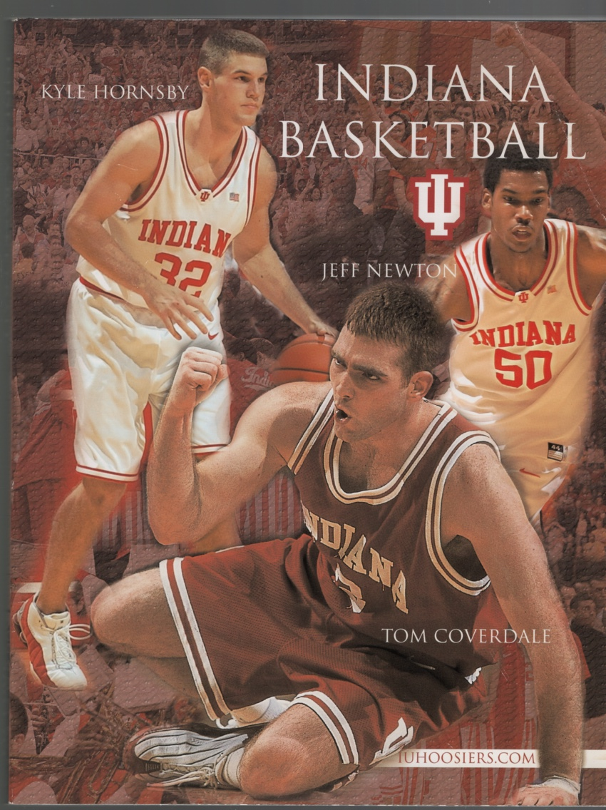 Image for Indiana Basketball Final Four Media Guide 2002-2003