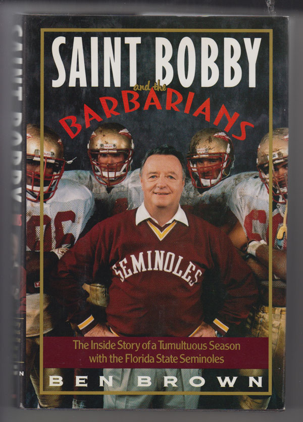 Image for Saint Bobby and the Barbarians