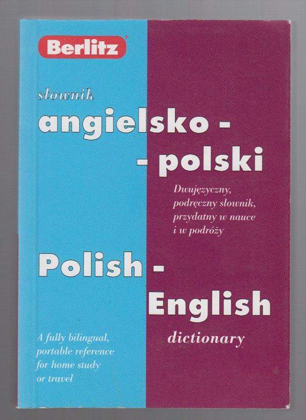 Image for Slownik Angielsko-Polski Polish-English Dictionary