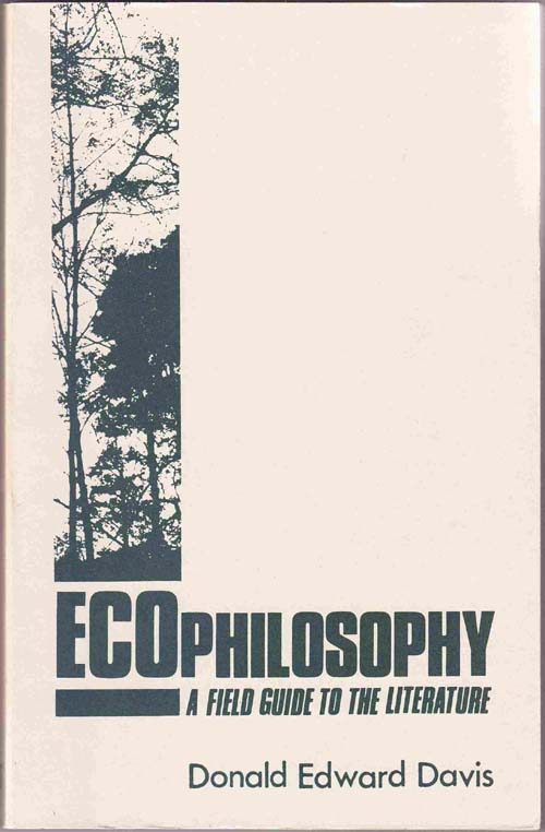 Image for Ecophilosophy:  A Field Guide to the Literature