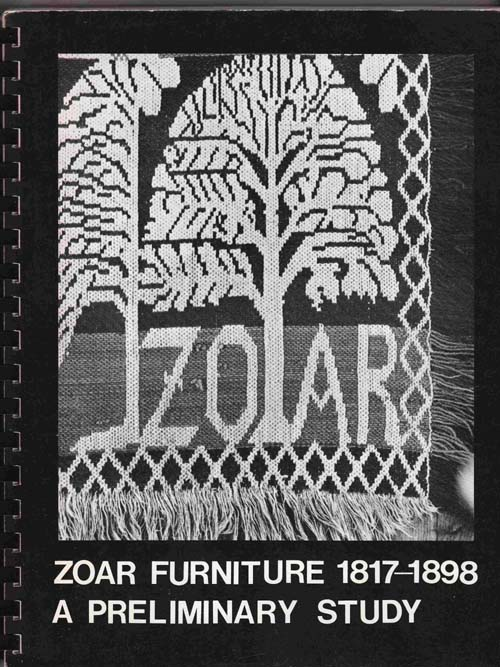 Image for Zoar Furniture 1817-1898:  A Preliminary Study