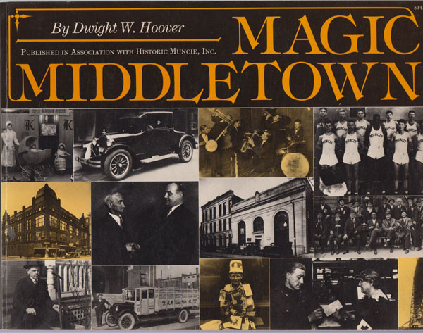 Image for Magic Middletown [Muncie, Indiana]