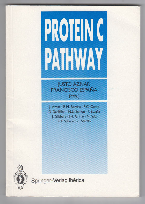 Image for Protein C Pathway