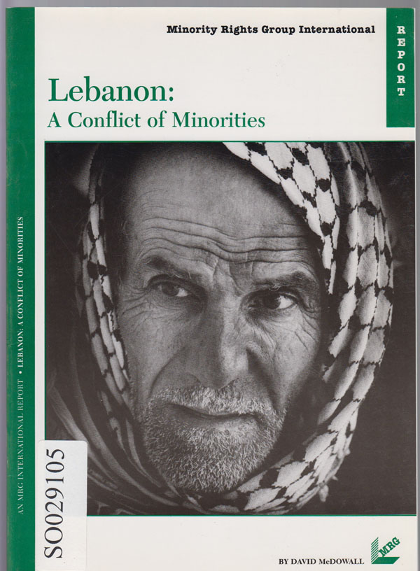 Image for Lebanon:  A Conflict of Minorities