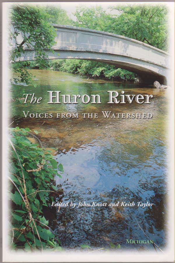 Image for The Huron River:   Voices from the Watershed
