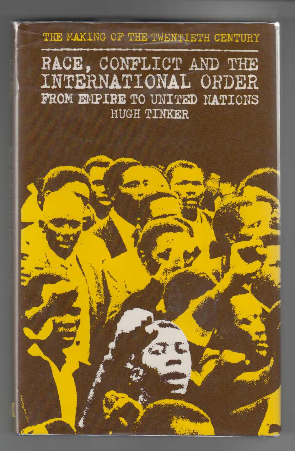 Image for Race, Conflict and International Order
