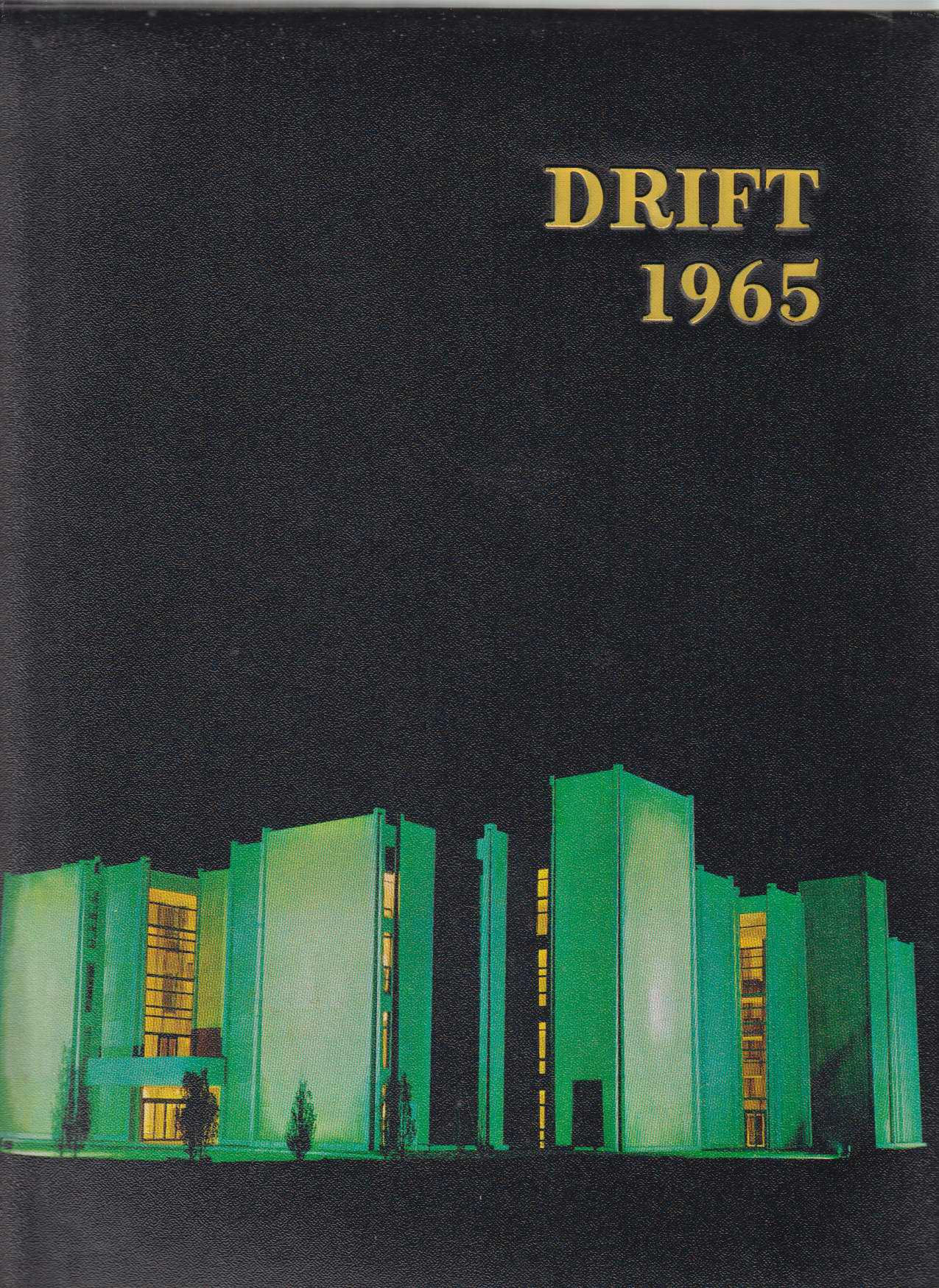 Image for Drift 1965 (Butler University Yearbook) , Vol. 73