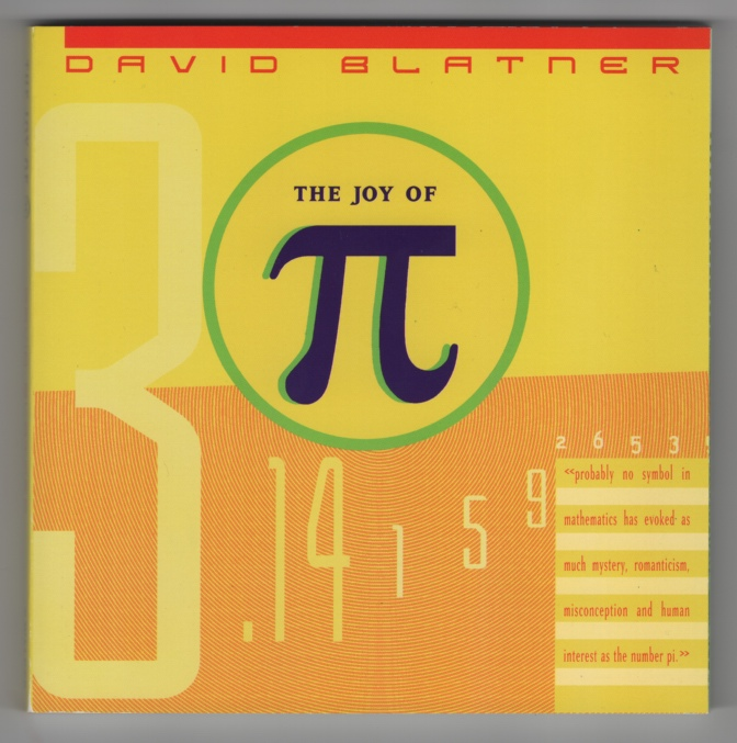 Image for The Joy of Pi