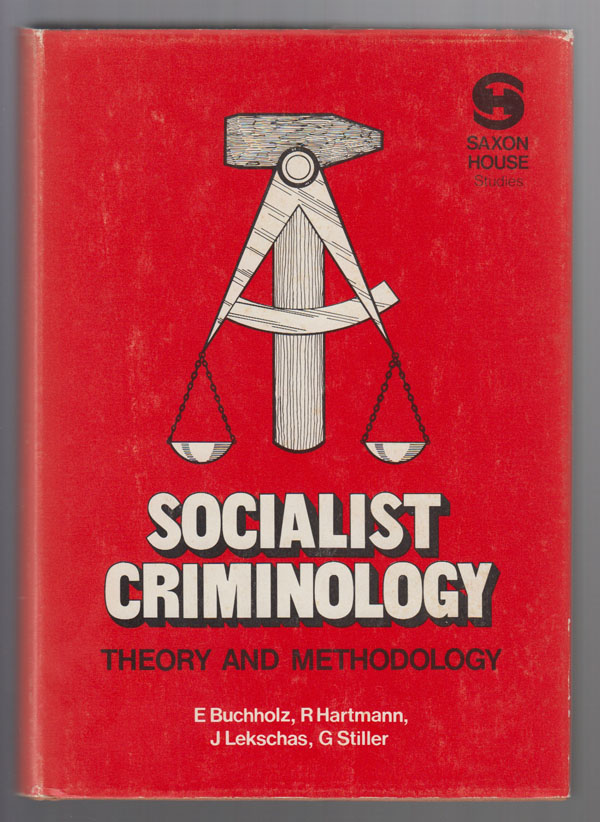 Image for Socialist Criminology: Theory and Methodology