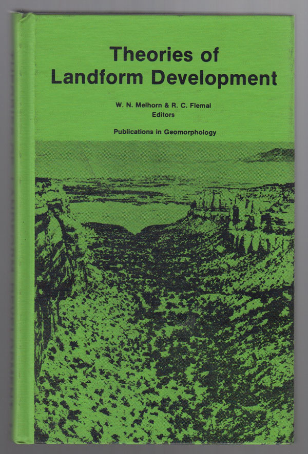 Image for Theories of Landform Development