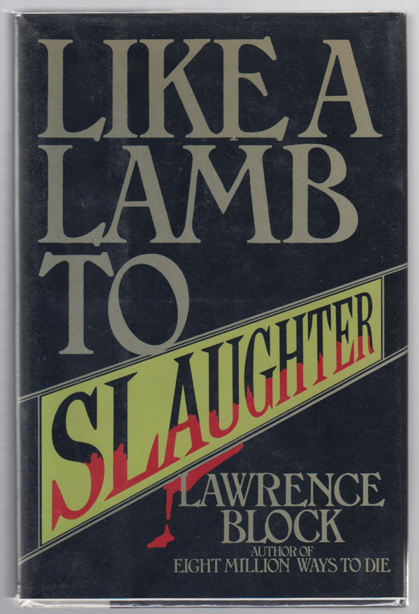 Image for Like a Lamb to Slaughter