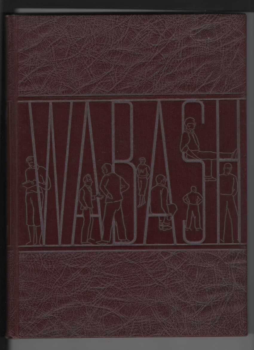 Image for The Wabash 1937 [College Yearbook]