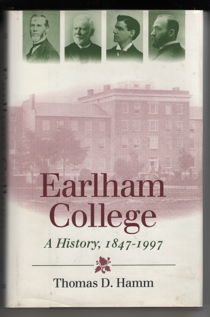 Image for Earlham College: a History, 1847-1997