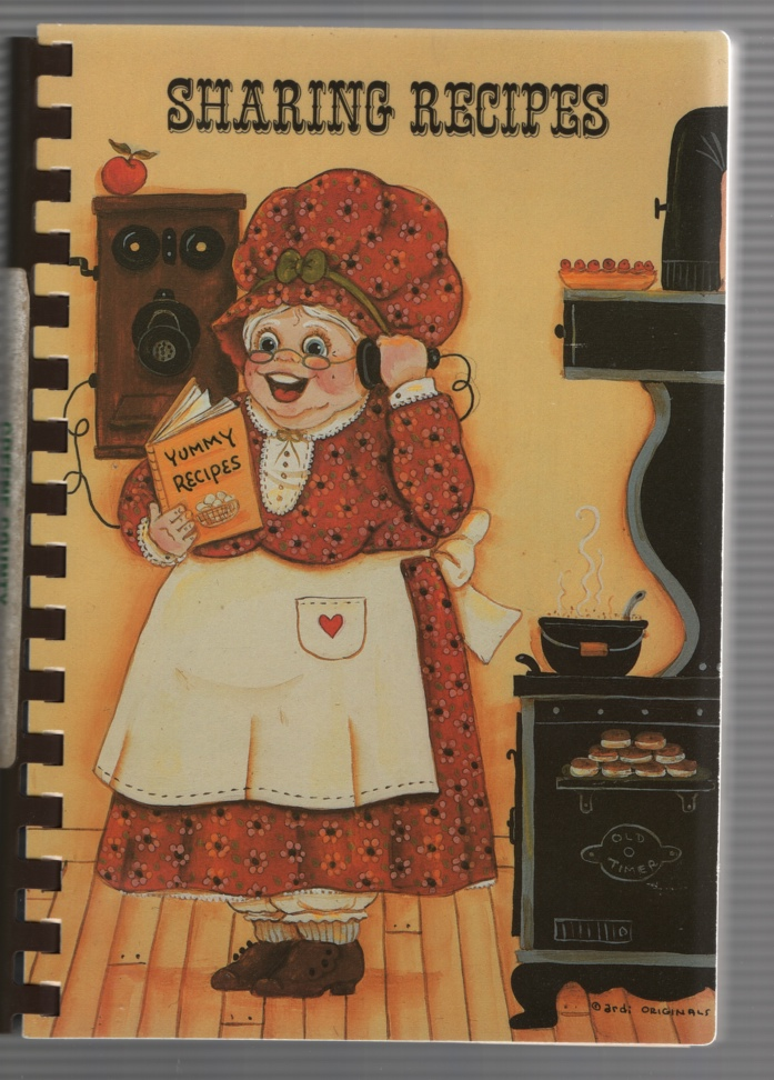 Image for A Book of Favorite Recipes