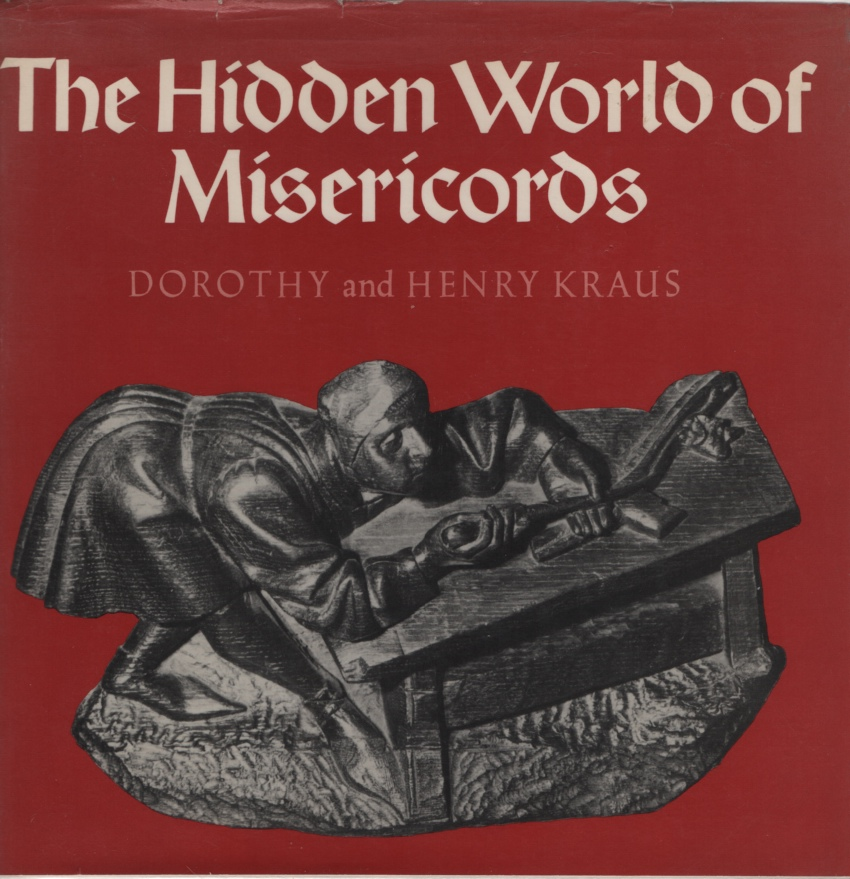 Image for The Hidden World of the Misericords