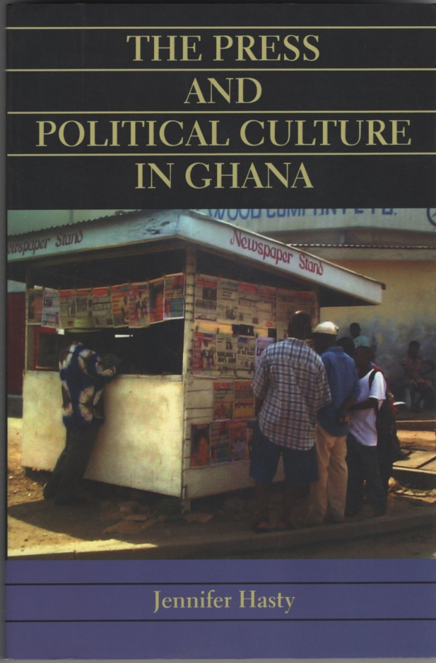 Image for The Press and Political Culture in Ghana