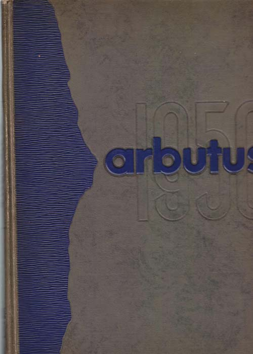 Image for Arbutus 1950 (Yearbook, Indiana University, Vol. 57)