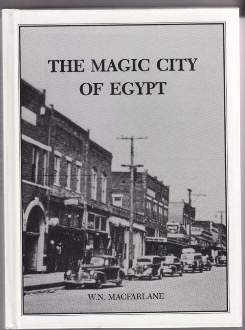 Image for The Magic City of Egypt