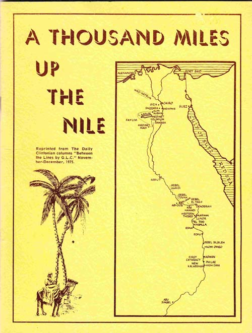 Image for A Thousand Miles Up the Nile