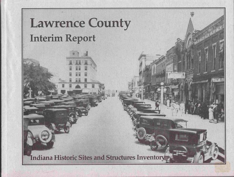 Image for Lawrence County Interim Report