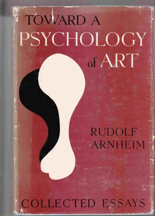 Image for Toward a Psychology of Art