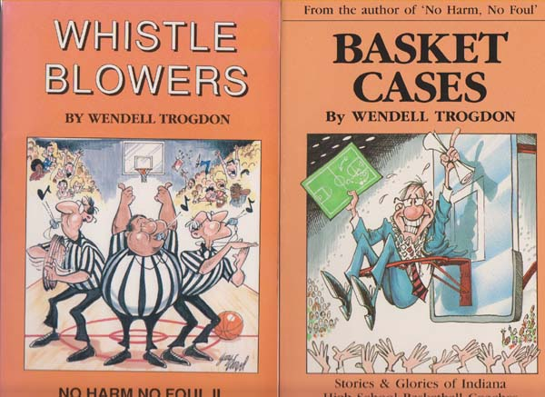 Image for Basket Cases; Whistle Blowers (2 Volumes)