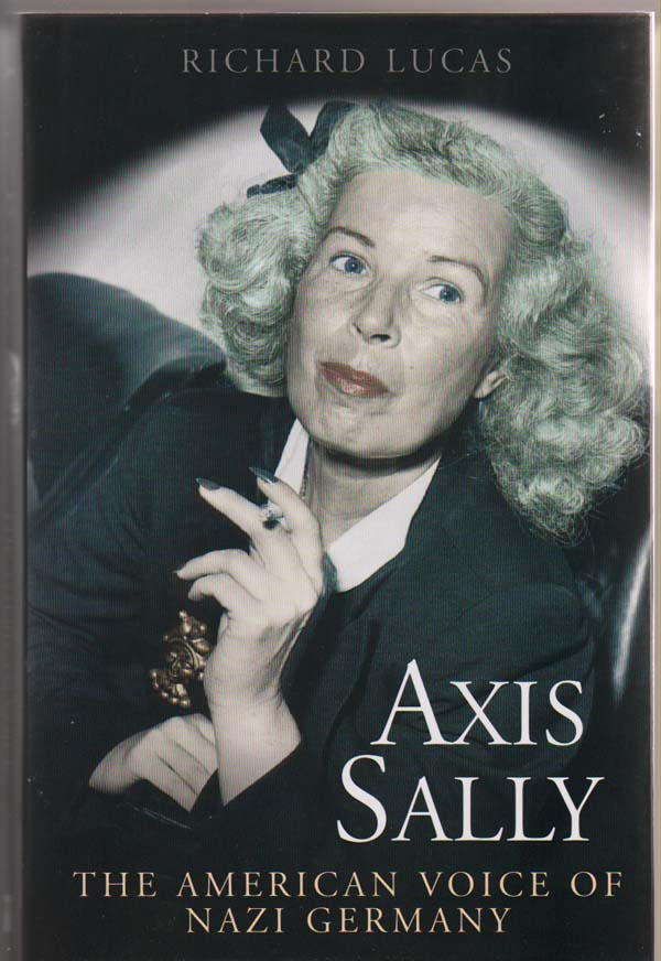 Image for Axis Sally:   The American Voice of Nazi Germany