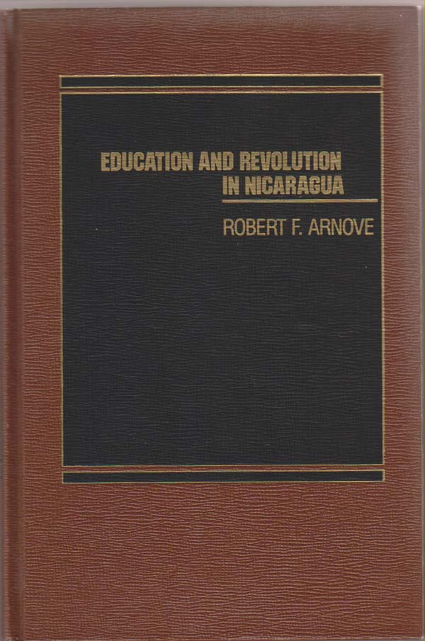 Image for Education and Revolution in Nicaragua