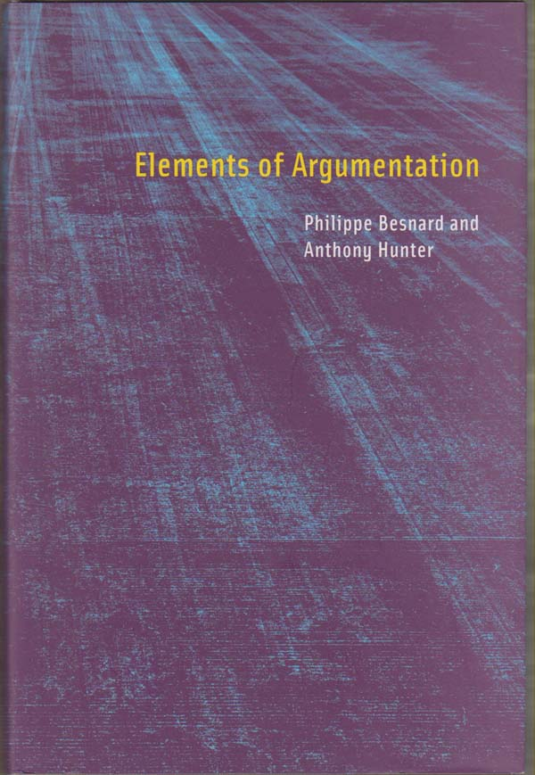 Image for Elements of Argumentation