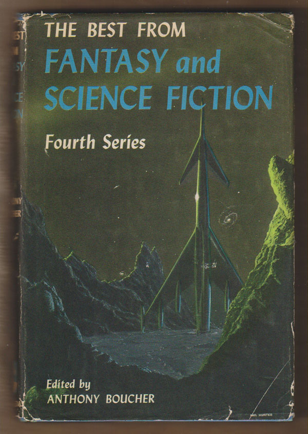 Image for The Best From Fantasy and Science Fiction  Fourth Series