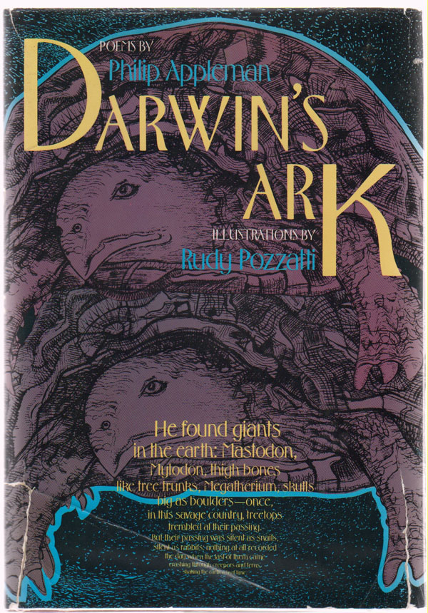Image for Darwin's Ark: Poems