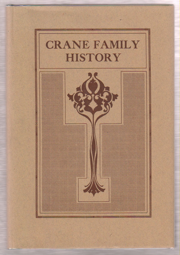 Image for The Crane Family History