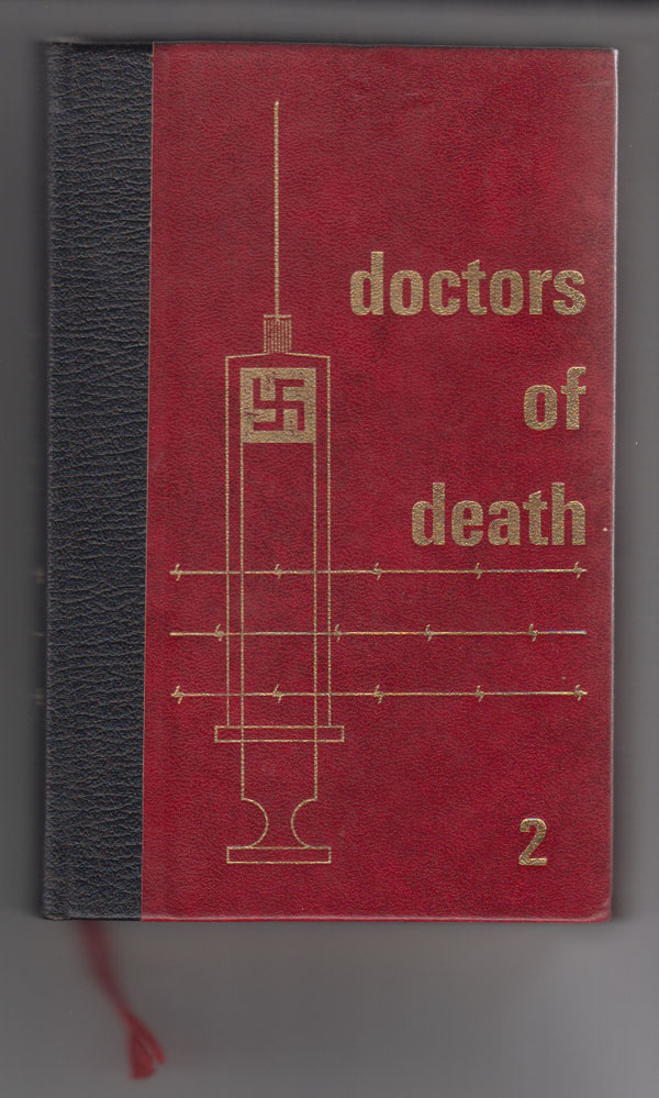 Image for Doctors of Death Volume #2 Joseph Mengele, the Evil Doctor
