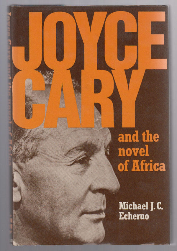 Image for Joyce Cary and the Novel of Africa