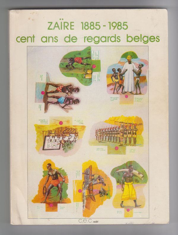 Image for Zaire 1885-1985: Cent Ans de Regards Belges