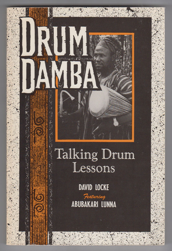 Image for Drum Damba:   Talking Drum Lessons
