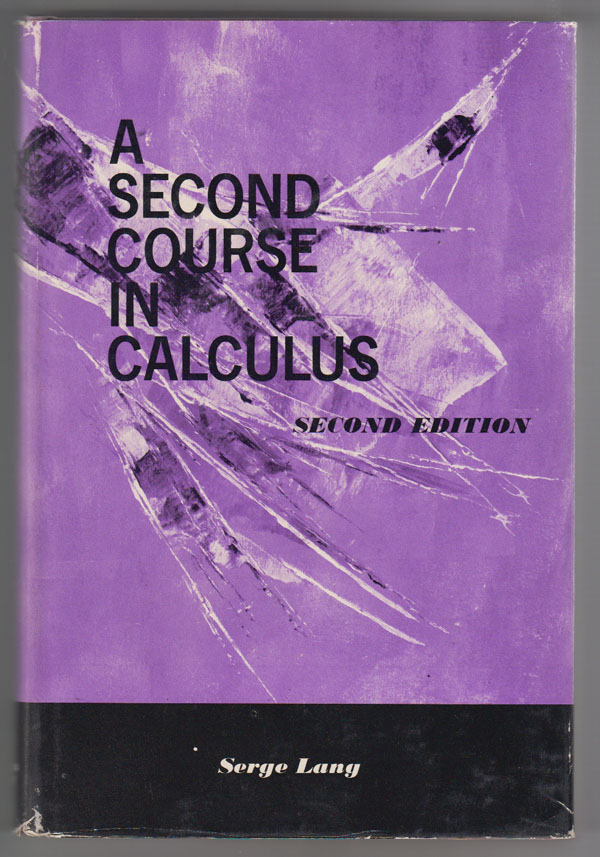 Image for A Second Course in Calculus (Second Edition)