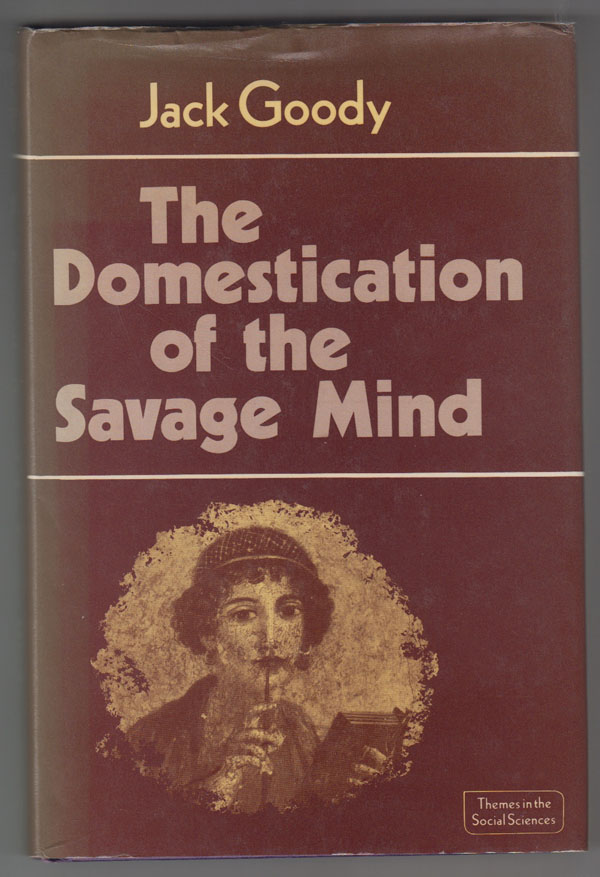 Image for The Domestication of the Savage Mind