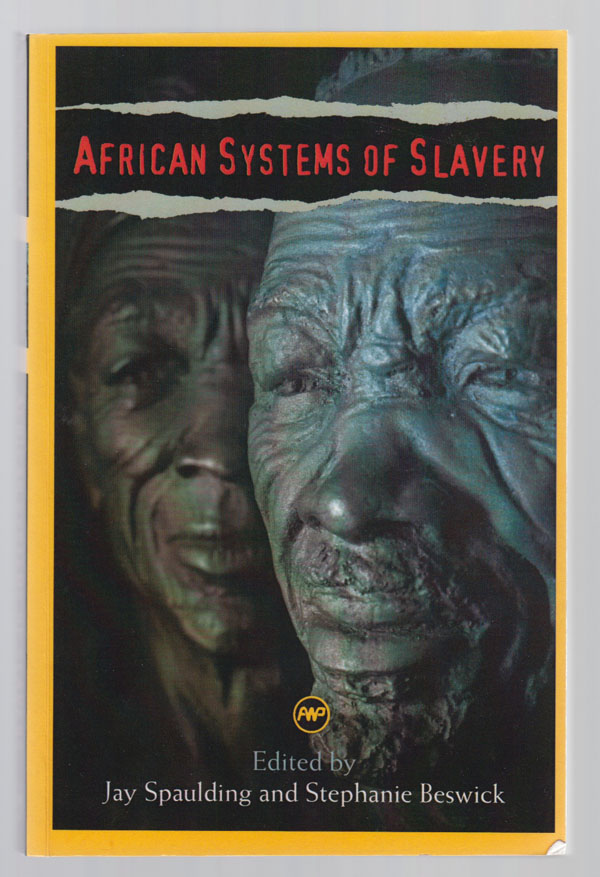 Image for African Systems of Slavery