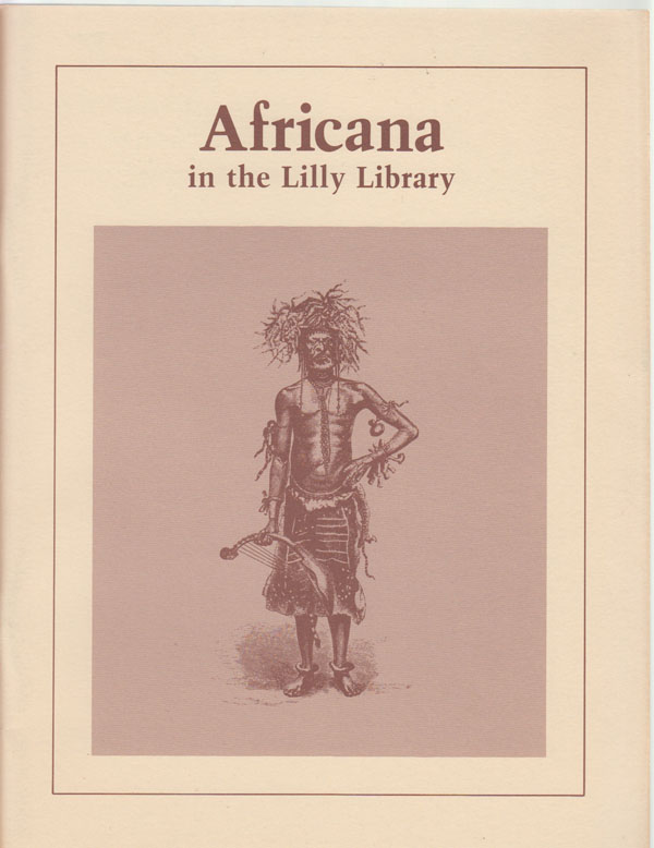 Image for Africana in the Lilly Library