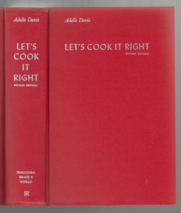 Image for Let's Cook It Right