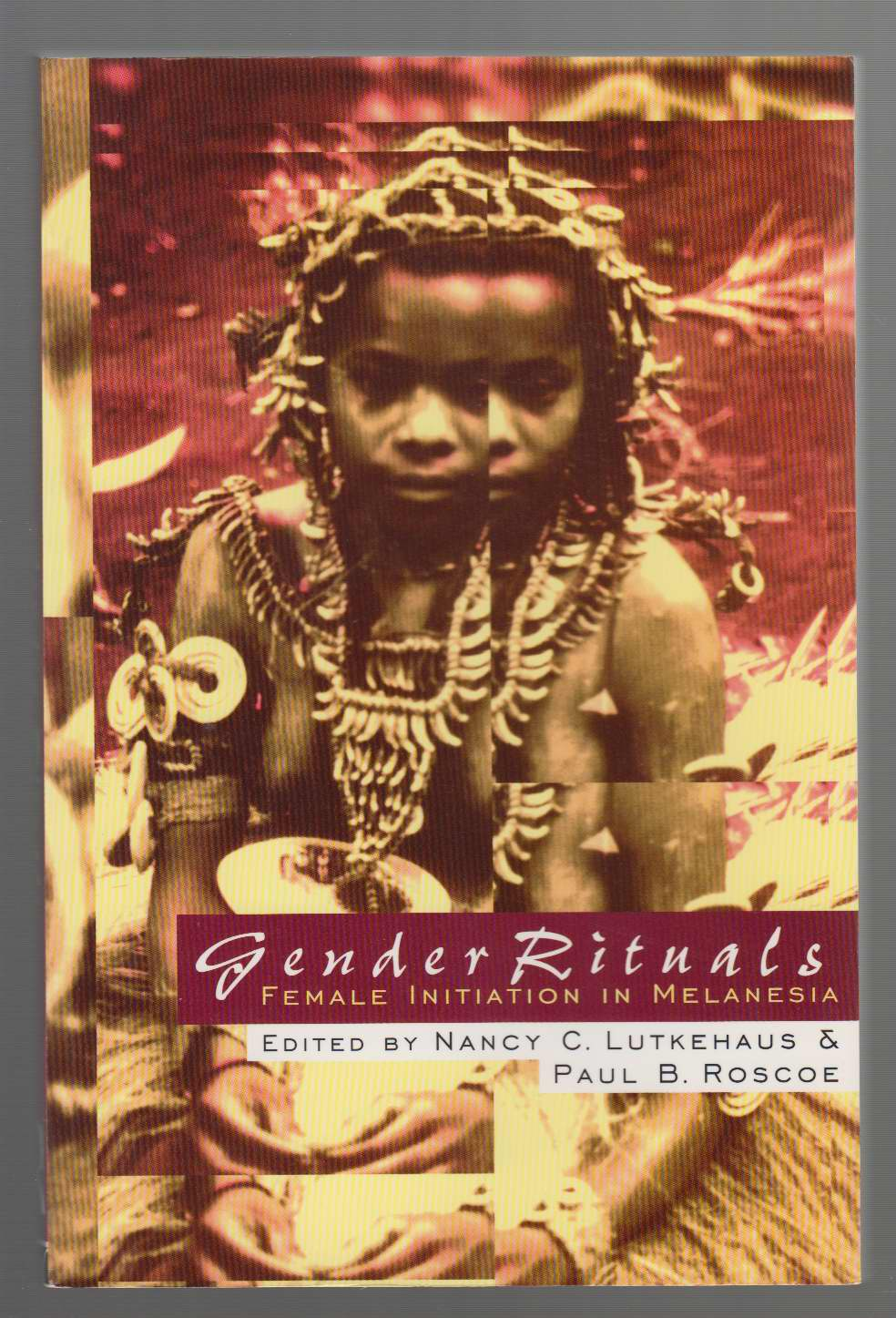 Image for Gender Rituals:   Female Initiation in Melanesia
