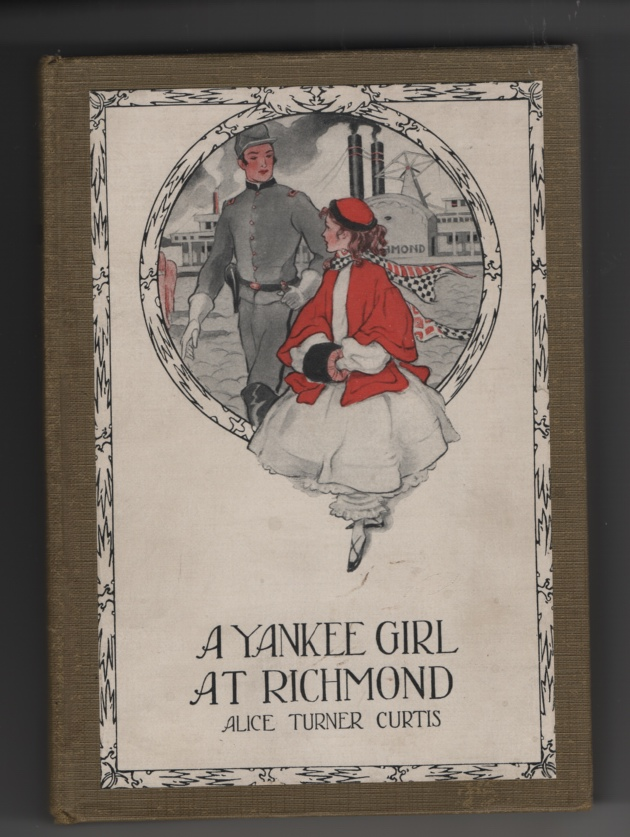 Image for A Yankee Girl at Richmond