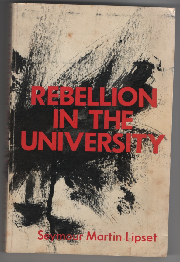 Image for Rebellion in the University. -